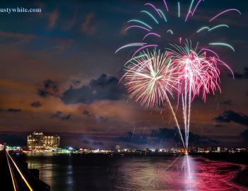 City of Destin Fireworks