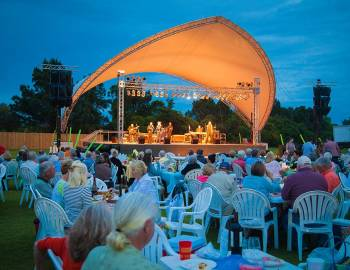 Compass Resorts Events Mattie Kelly Arts Foundation Concerts in the Village Teaser