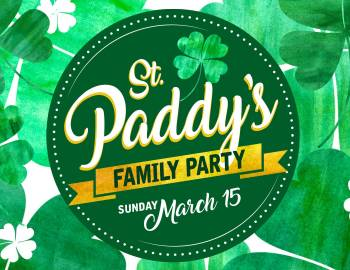 Compass Resorts St. Paddy's Day Event