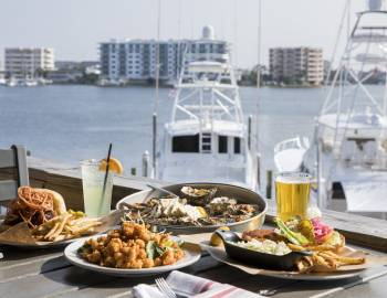 boshamps food destin harbor