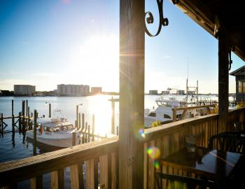 harbor docks destin