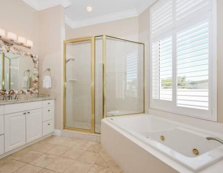 St. Croix 201 - AFTER Master Bathroom