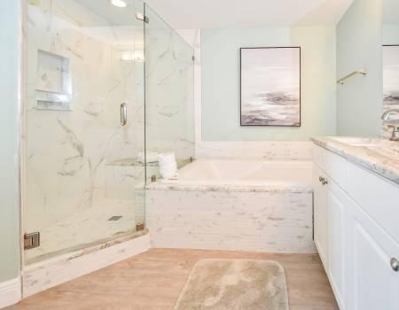 St. Croix 802 - AFTER Master Bathroom