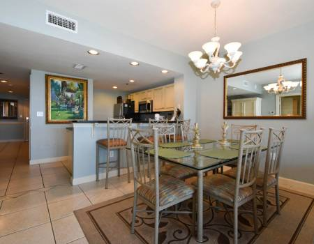 Sterling Shores 417 - BEFORE Dining Area