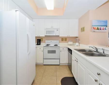 St. Croix 802 - BEFORE Kitchen