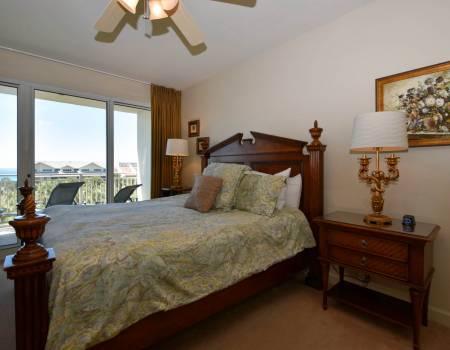 Sterling Shores 417 - BEFORE Master Bedroom