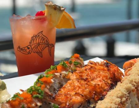jackacuda's seafood and sushi