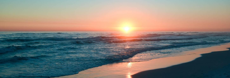 Compass Resorts About Us Destin Sunset Photo