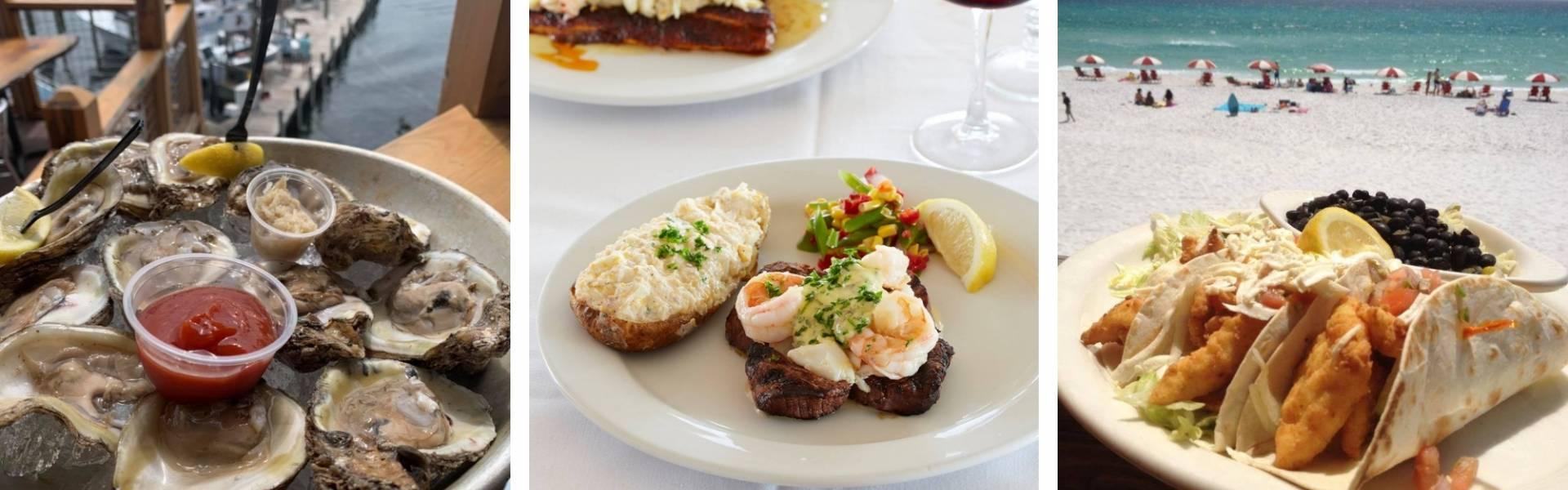 5 Delicious Destin Restaurants