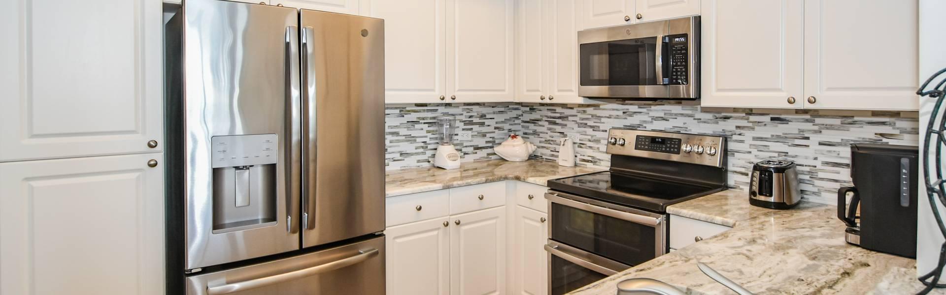 St. Croix 802 Kitchen Remodel