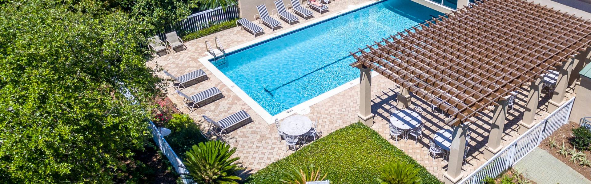 Compass Resorts The Spa at Silver Shells Indoor-Outdoor Pool