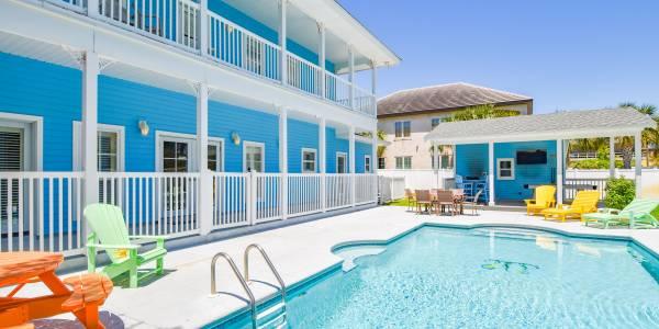 Compass Resorts Vacation Rentals Blue Heaven