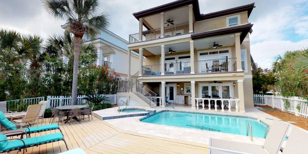Compass Resorts Vacation Home vs. Condo Casa Di Amore