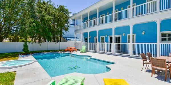 Compass Resorts Blue Heaven