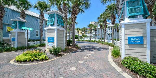 Compass Resorts Gulfside Cottages