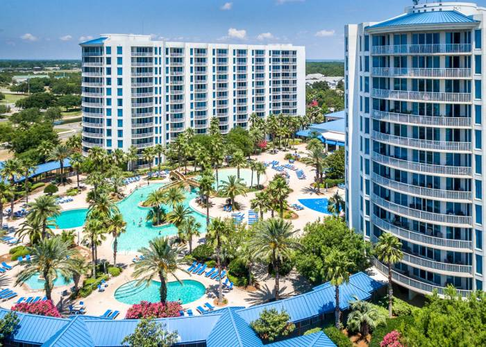 Compass Resorts The Palms of Destin Locals Discount Image