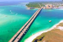 Compass Resorts Blog How to Get to Destin, FL, Destin Bridge