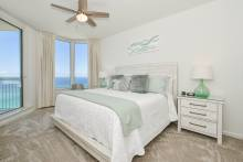 Silver Beach Towers East 1102 Master Bedroom After Compass Resorts Blog Post Greatest Rental Home Remodels