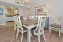 Enclave 602A Dining Area After Compass Resorts Blog Post Greatest Rental Home Remodels