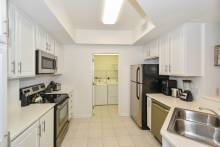 Silver Beach Towers East 1102 Fully Equipped Kitchen After Compass Resorts Blog Post Greatest Rental Home Remodels
