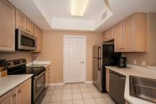 Silver Beach Towers East 1102 Fully Equipped Kitchen Before Compass Resorts Blog Post Greatest Rental Home Remodels