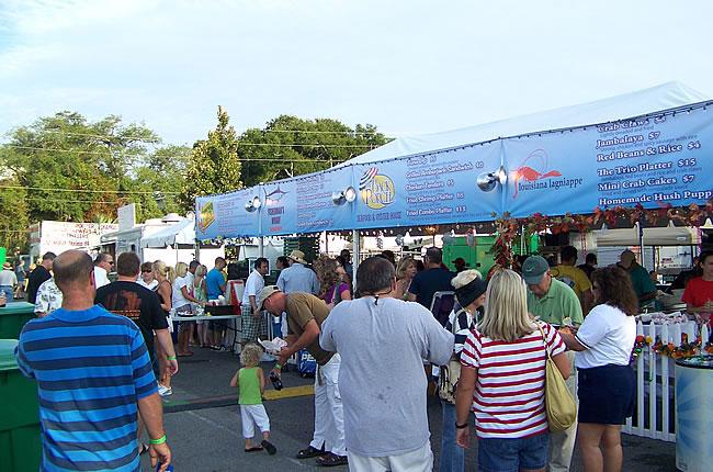 2017 Destin Seafood Festival